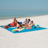 Hot Summer Beach goteando arena Mat