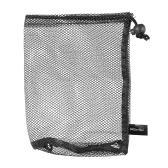 Pañal de malla de malla de nylon de golf bolsa de bolsa de golf bolas de tenis de mesa bolsa de almacenamiento titular de 15 bolas / 25 bolas
