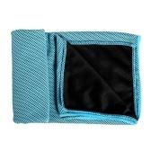 BLUEFILED Sport Serviette de refroidissement Microfibre Serviette de séchage rapide pour Voyage Randonnée Camping Yoga Fitness Gym en cours d'exécution