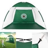 TOMSHOO 10 'Гольф-практика Hit Net Hitting Cage Тренировочная палатка с сумкой для переноски