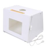 SANOTO 20 « x 16 » Mini Portable Kit Photo photographie Studio lumière boîte Softbox MK50 110V