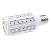 E27 220V ليد مصباح لمبة ضوء 5050 سمد 12W 60 ليدس ذرة إنيرجي-سافينغ 360 درجة أبيض
