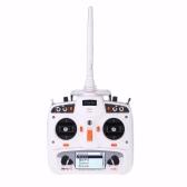 Walkera DEVO 10 10CH 2KM 2,4 Ghz telemetria funzione RC trasmettitore per RC elicottero aereo modello 2 (Walkera DEVO 10 trasmettitore, 10CH 2KM 2,4 Ghz trasmettitore di telemetria)