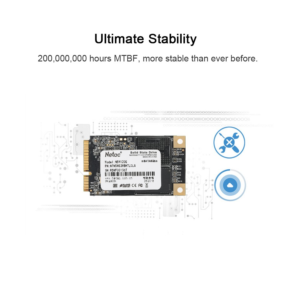 Netac N5m Solid State Drive Ssd Hard Disk Hdd Sata 30 High Wiring Diagram Speed 25 Inch 4mm Thinness Sales Online 120gb Errme