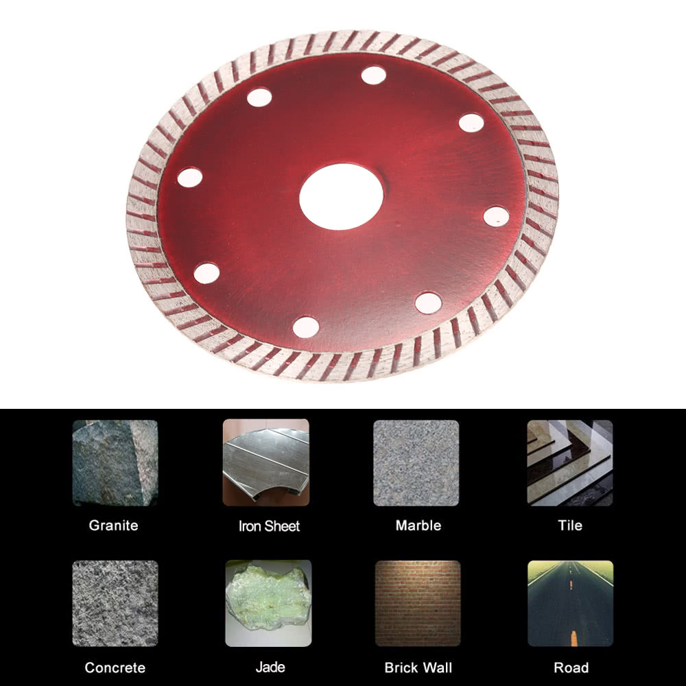 Hole saw for ceramic tile