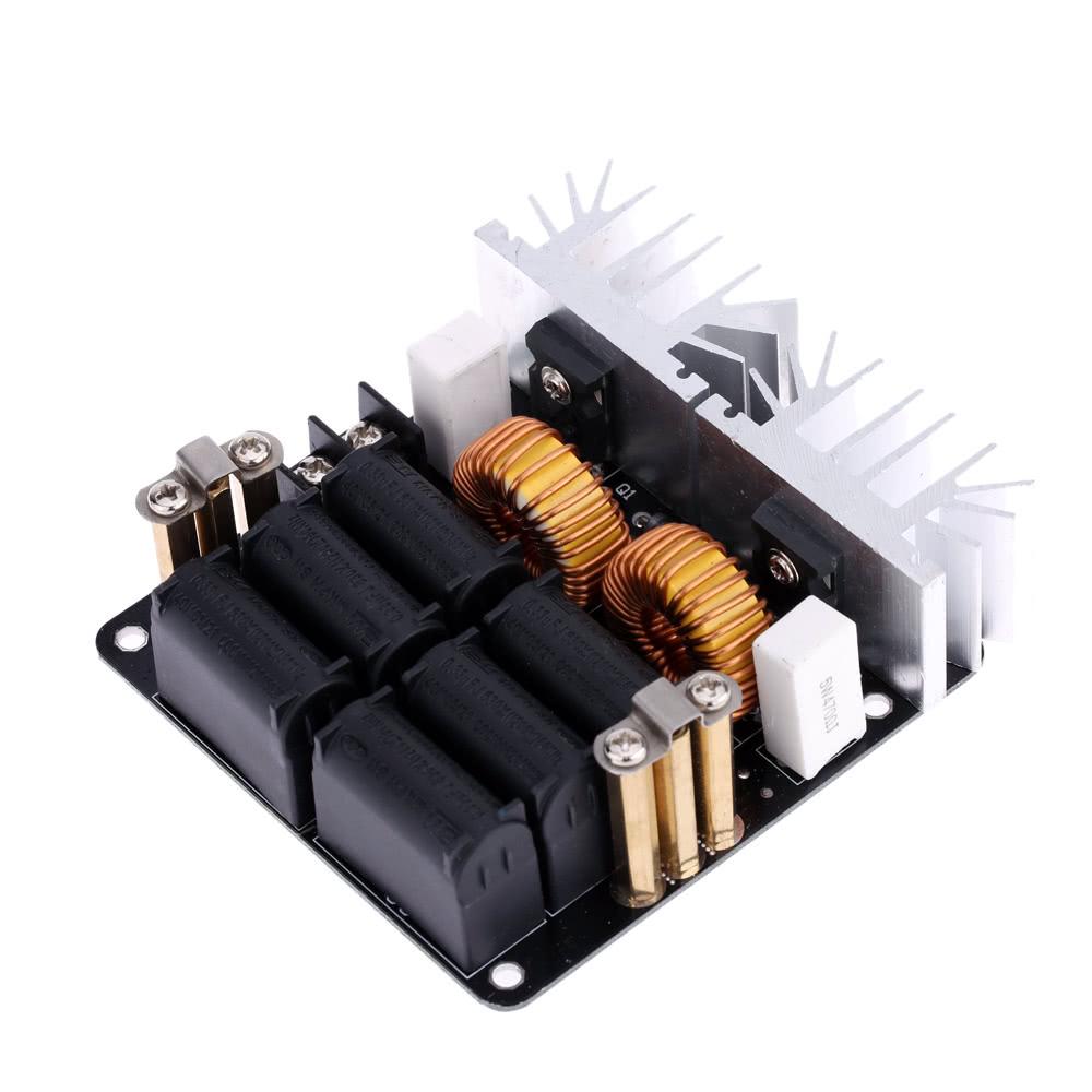 1000W 20A ZVS Induzione Riscaldamento Modulo Scheda Ottone Bobina