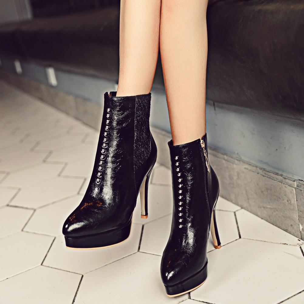 Black Suede Heels  Ankle Strap Heels  Single Sole Heels