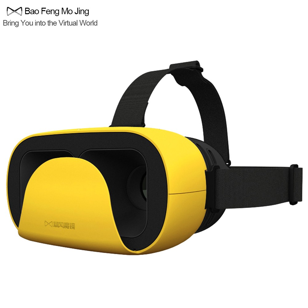 298a3e332289ce Bao Feng Mo Jing XD-4 VR Virtual Reality Glasses 3D VR Glasses Headset 3D  Movie Game Universal for Android iOS Smart Phones within 4.7 to 5.7 Inches  Sales ...