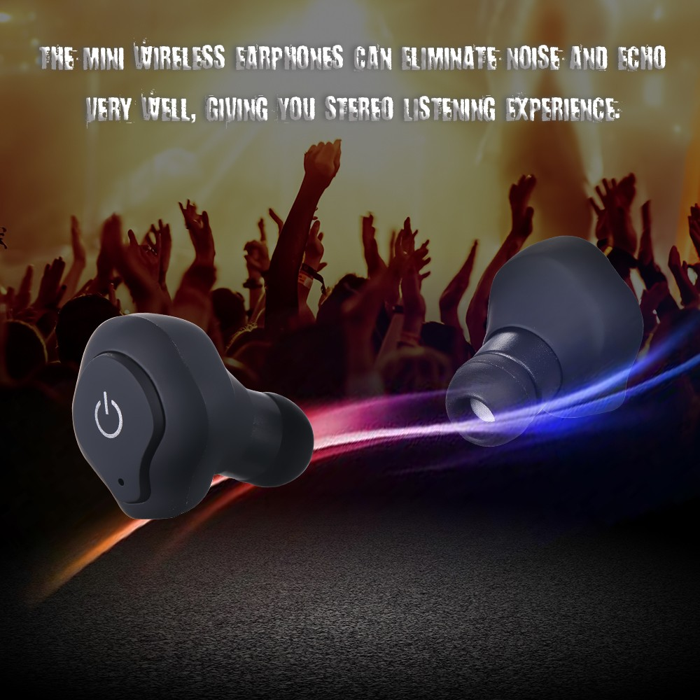 Tws I7s Mini Wireless Bt In Ear Earphone Sales Online Black Errme Kkmoon Ex 01 Bluetooth Headset With Mic