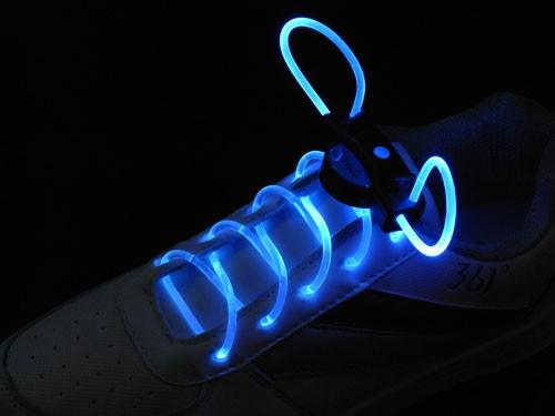 Как сделать свои шнурки светящимися 98