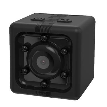 Monitor infravermelho da visão nocturna do esporte DV 1080P mini