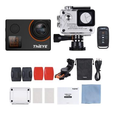 ThiEYE T5 Edge 4K WiFiアクションスポーツカメラ