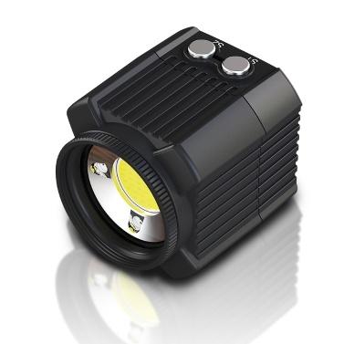 Мини аккумуляторная светодиодная видео лампа
