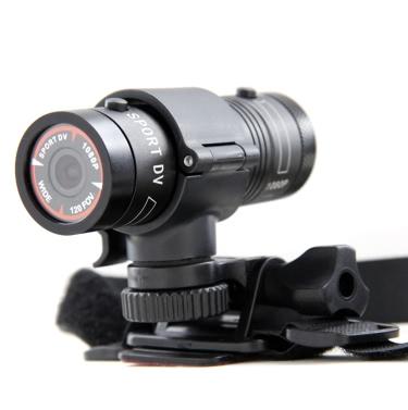 F9 mini 5MP HD 1080p h. 264 esportes impermeável DV câmera filmadora DVR carro capacete da bicicleta ao ar livre