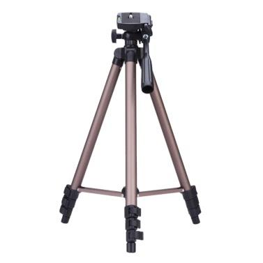 Weifeng WT3130 Protable Lightweight Aluminum Camera Tripod