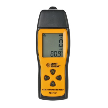SMART SENSOR Handheld Carbon Monoxide Meter