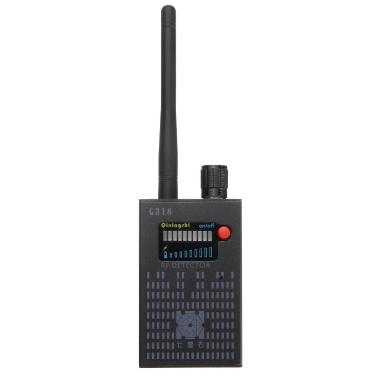 G318 Anti-espião Detector De Sinal De Áudio GPS Anti-espionagem