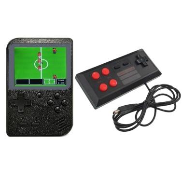 ゲームパッド付きレトロハンドヘルドゲームコンソールゲーム機