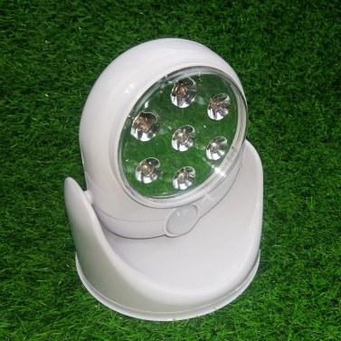 Lampe LED Activée par Mouvement Sans Fil Ange Atomique Original