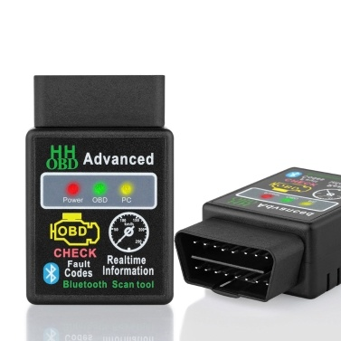 ELM327 V2.1 OBD 2 OBD II Car Auto BT Diagnostic Tool