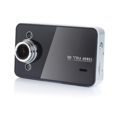 2.4インチポータブルカーDVRナイトビジョンビデオレコーダー