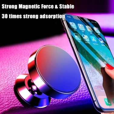 Magnetic Car Phone Holder Dashboard Mobile Phone Stand