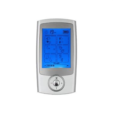 Decalcificatore elettrico ricaricabile del massaggio portatile del dolore elettrico 16 modi FDA Approved