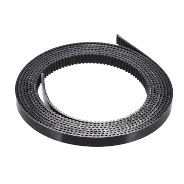 2mm Pitch 6mm Wide Timing Belt PU Material with Steel Wire for RepRap Prusa i3 3D Printer CNC
