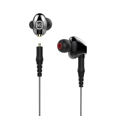 M2 HiFi Stereo Earphone Wired + Wireless 2 modos