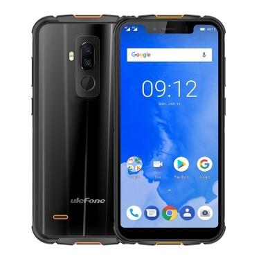 Ulefone Armor 5 Прочный IP68 Водонепроницаемый мобильный телефон