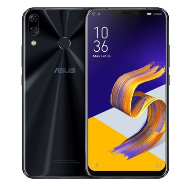 Version internationale ASUS ZenFone 5Z ZS620KL 4G Smartphone 6 Go + 64 Go