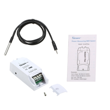 SONOFF  Waterproof DS18B20 Temperature Sensor Home Automation