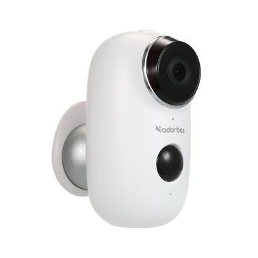 adorbee Wireless 720P WIFI Telecamera IP di sicurezza ricaricabile