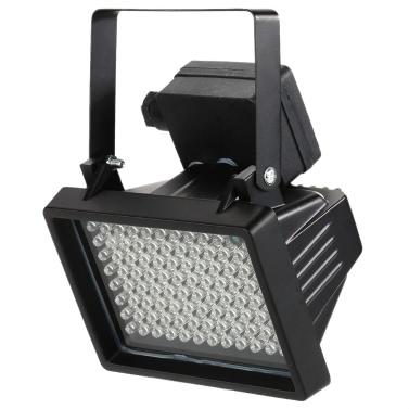 96 LED IR illuminatore a raggi infrarossi Array lampade visione notturna esterna impermeabile per CCTV Security