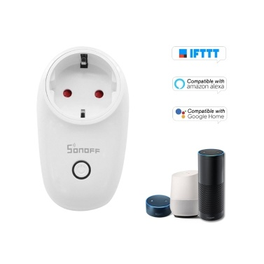 SONOFF S26 ITEAD Wifi Smart Socket   EU Plug Type F