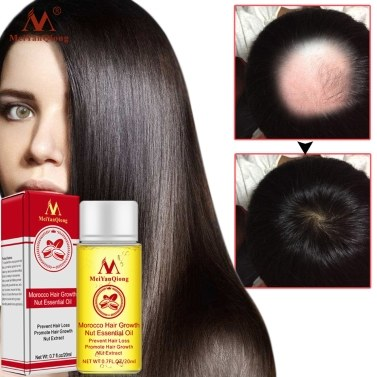 MeiYanQiong Morocco Hair Growth Serum