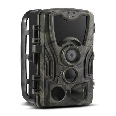 HC-801A 16MP 1080P Trail Camera Hunting Game Camera(No network )