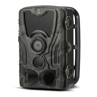 16MP 1080Pトレイルカメラ狩猟ゲームカメラ(ネットワークなし)