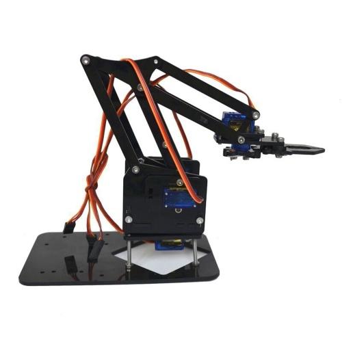 Bras robotique bricolage bras mécanique robotique Set Set acrylique / vis