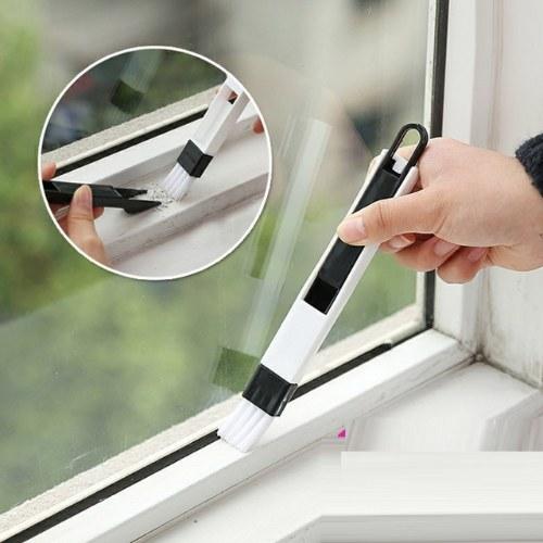 Щетка для очистки канавки дверного окна с угловым зазором