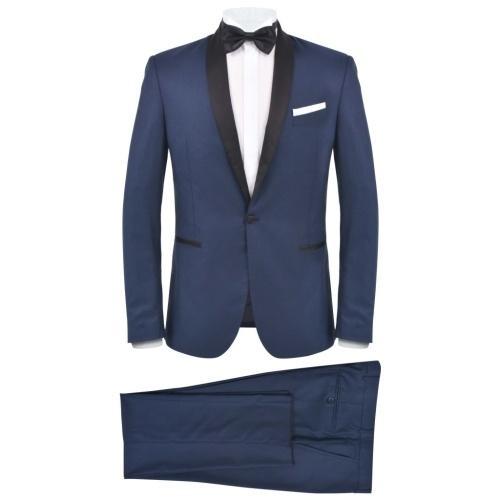 2個。夕方服装ブラックタイツ喫煙男性サイズ46ネイビー