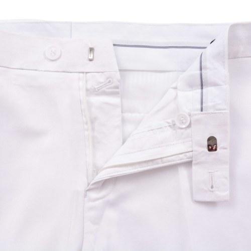 Two-piece evening suit Black Tie Smoking Men's size 56 White