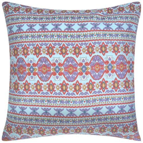 Pillow Covers 2 pcs Canvas Aztec Printed Multicolour 80x80 cmHome &amp; Garden<br>Pillow Covers 2 pcs Canvas Aztec Printed Multicolour 80x80 cm<br>
