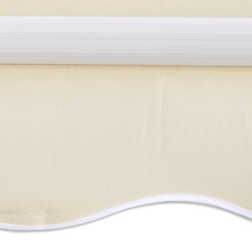 Awning Top Sunshade Canvas Cream 3x2,5m (Frame Not Included)Home &amp; Garden<br>Awning Top Sunshade Canvas Cream 3x2,5m (Frame Not Included)<br>