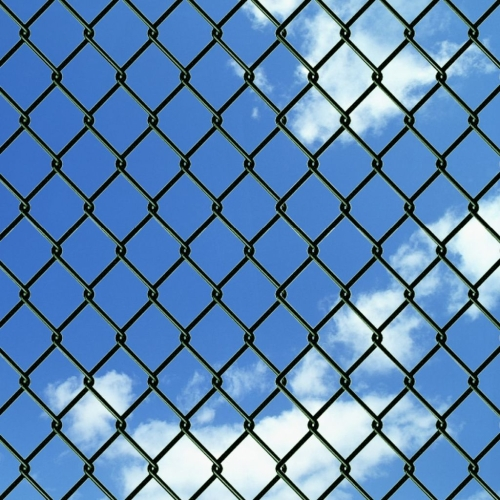 Chain-Link Fence Set with Posts 1,97x25 m GreenHome &amp; Garden<br>Chain-Link Fence Set with Posts 1,97x25 m Green<br>