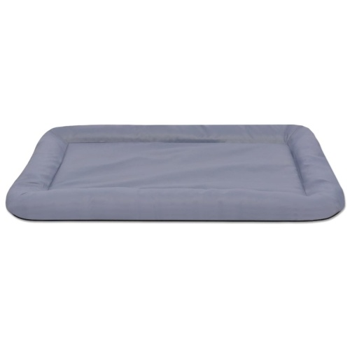 Tamanho da cama do cão S Cinza
