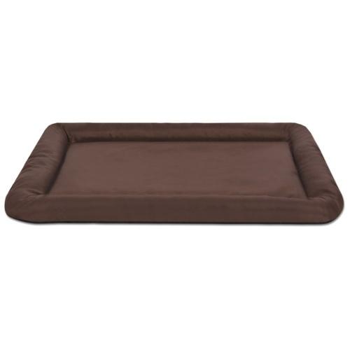 Tamanho da cama do cão S Brown