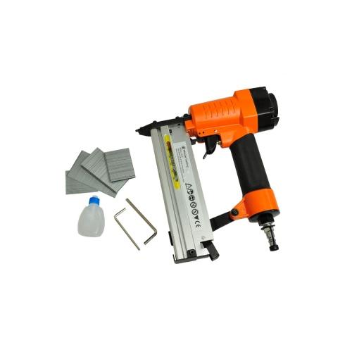 2-in-1 Pneumatic Air Powered Nailer StaplerTest Equipment &amp; Tools<br>2-in-1 Pneumatic Air Powered Nailer Stapler<br>