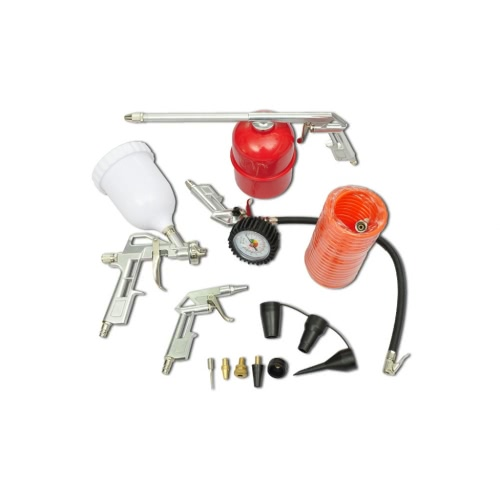Air Tool Set Kit Spray Paint Gun for CompressorTest Equipment &amp; Tools<br>Air Tool Set Kit Spray Paint Gun for Compressor<br>