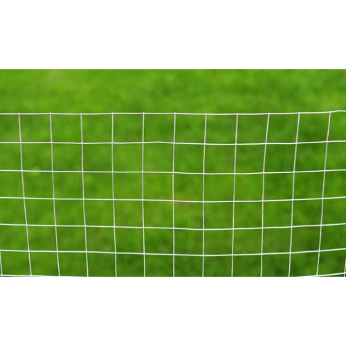 Square Wire Netting 1x10 m Galvanized Thickness 0,9 mmHome &amp; Garden<br>Square Wire Netting 1x10 m Galvanized Thickness 0,9 mm<br>